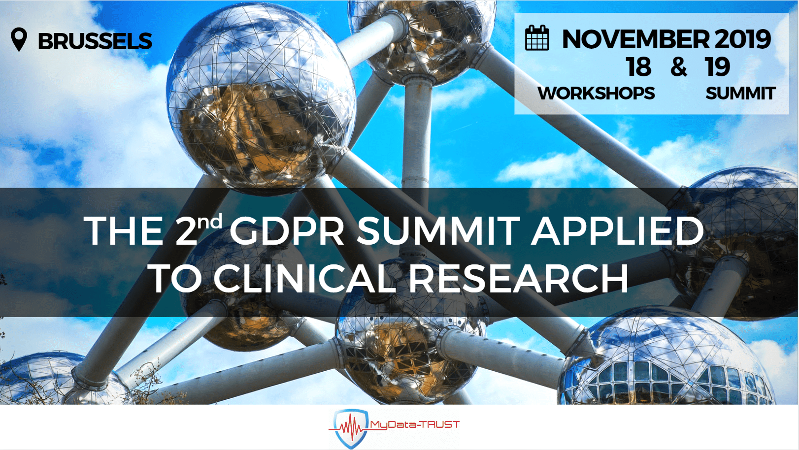 Image 2nd GDPR SUMMIT in CR